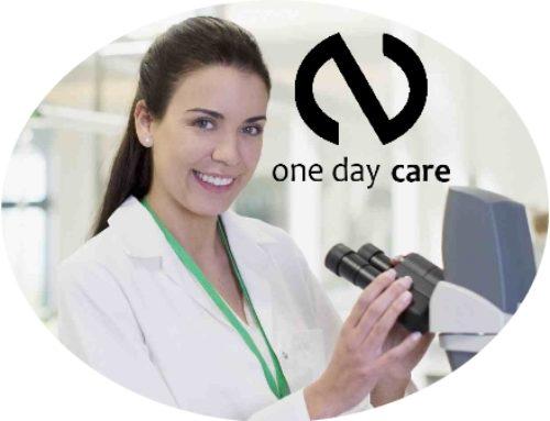 One Day Care kozmetikumok. A   Tudomány    gyönyörű    arca.   – Made in Germany –
